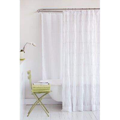 Rackael Cotton Shower Curtain