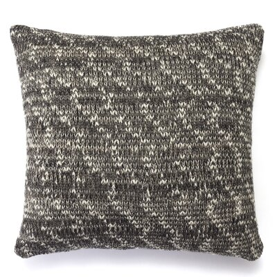 Corbin Knitted 100% Cotton Throw Pillow