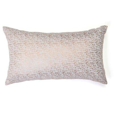Kaleigh Flecked Linen Lumbar Pillow