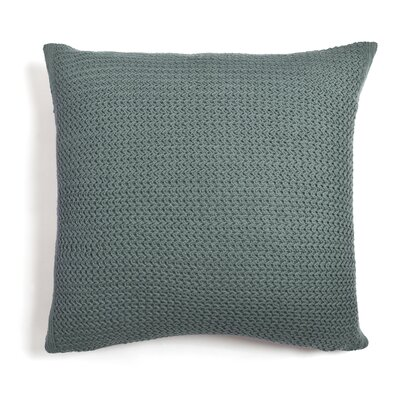 Dalen Knitted 100% Cotton Throw Pillow