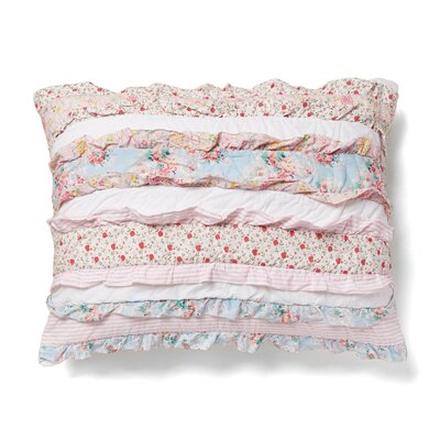 Leah Cotton Quilted Sham