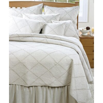Windsor Quilt Collection-Windsor Sham Euro