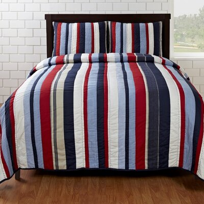 Romeo Quilt Set Size: Twin