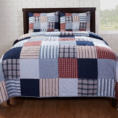 Hampton Quilt Set Size: Queen