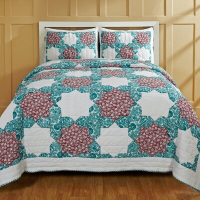 Esha Quilt Set Size: Queen