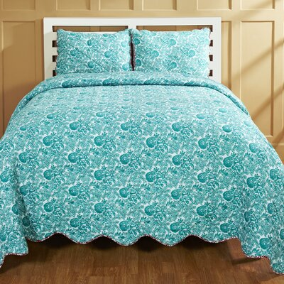 Ika Quilt Set Size: King
