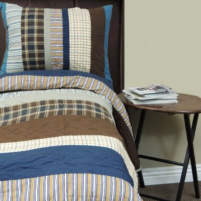 Jake Quilt Set Size: Twin