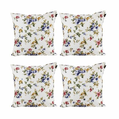 Stafford Cotton Pillow Cover