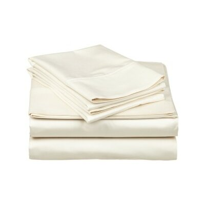 Andrews Pillow Case Size: King, Color: Latte