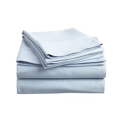 Andrews Pillow Case Size: King, Color: Glacier