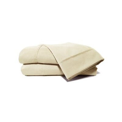 Andrews Pillow Case Size: King, Color: Camel