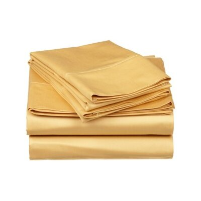 Andrews Pillow Case Size: Standard, Color: Biscotti