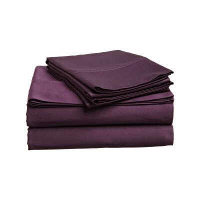 Andrews Pillow Case Size: Standard, Color: Indigo