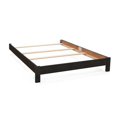 Bed Frame Finish: Black