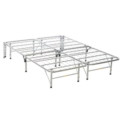Serta� Stabl-Base Bed Frame Size: King