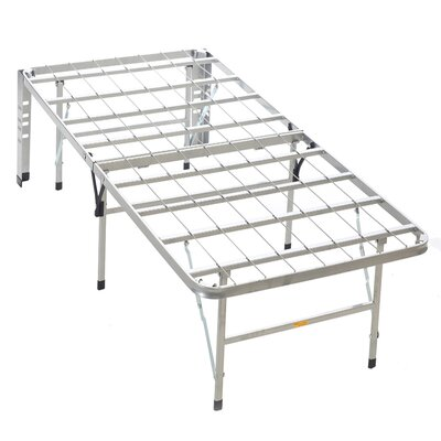 Serta� Stabl-Base Bed Frame Size: Twin