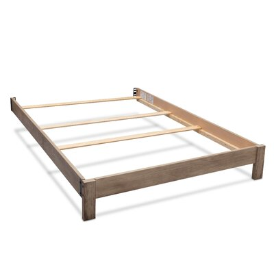 Bed Frame Finish: Rustic Whitewash