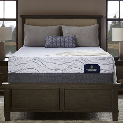 Maurice Adjustable Base Innerspring Mattress Size: King