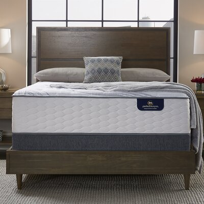 Glendower Plush Adjustable Base Innerspring Mattress Size: California King