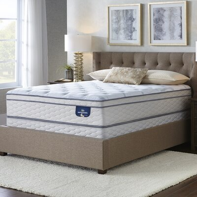 Castaway Firm Adjustable Base Innerspring Mattress Size: Twin