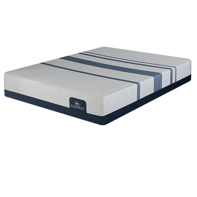 Icomfort 500 Adjustable Gel Foam Mattress Size: King
