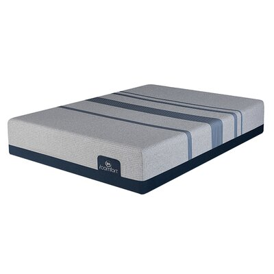 Icomfort Max 3000 Adjustable Gel Foam Mattress Size: Twin XL