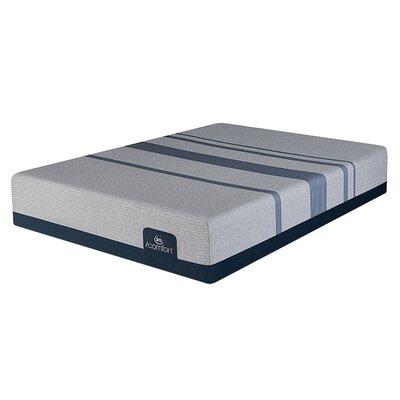 Icomfort Max 1000 PS Adjustable Gel Foam Mattress Size: Queen