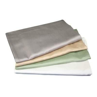 Serta Perfect Sleeper 310 Thread Count Serta Egyptian Cotton Sheet Set with Antimicrobial Treatment - Color: Green, Size: Twin at Sears.com