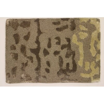 Varese Hand-Loomed Beige Area Rug Rug Size: 57 x 79