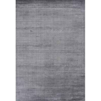 Charm Hand-Loomed Stone Area Rug Rug Size: 6'6
