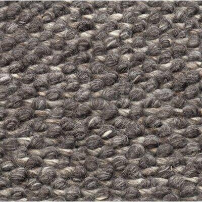 Greenland Charcoal Rug Rug Size: 57 x 79
