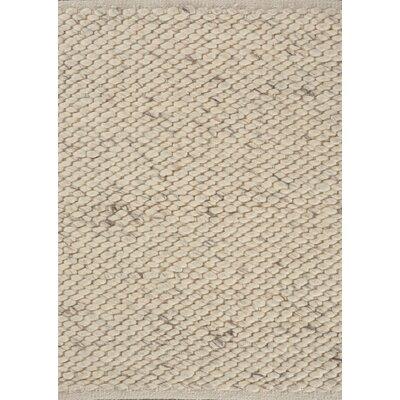 Nordic Grey Area Rug Rug Size: 57 x 79