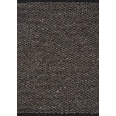 Nordic Anthracite Area Rug Rug Size: 66 x 98