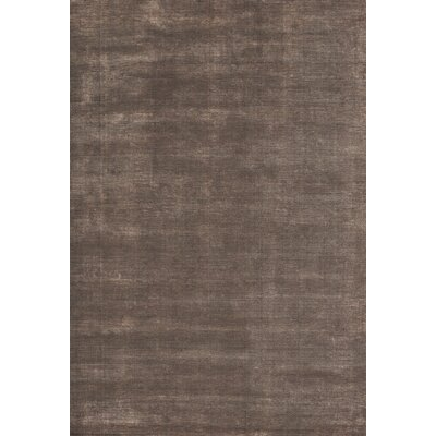 Sana Hand Knotted Wool Coral Area Rug Rug Size: 83 x 116