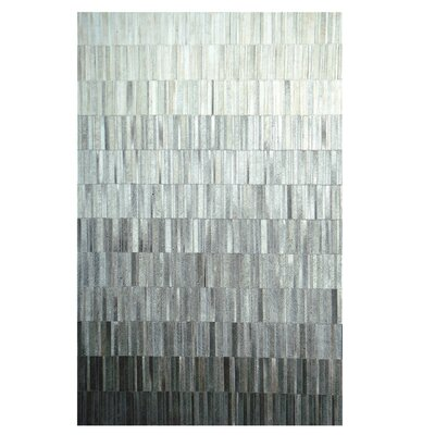 Fade Gray Area Rug Rug Size: 57 x 79