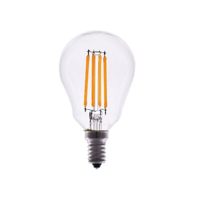 40W Equivalent E12 LED Standard Edison Light Bulb