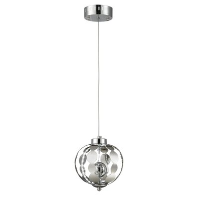 Hecker Metal 6-Light Mini Pendant