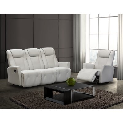 Relaxon L0576-OP -5011-08 Lainee Reclining Sofa
