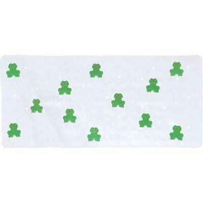 Blair Anti Slip Bath Rug Color: Green