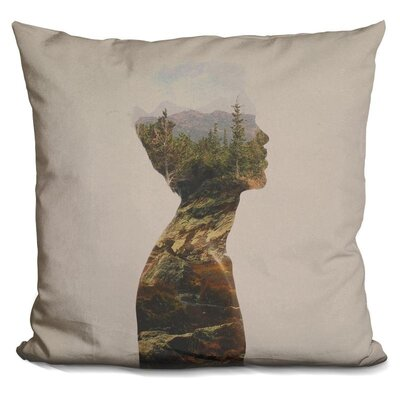 Martinez Side By Side Throw Pillow