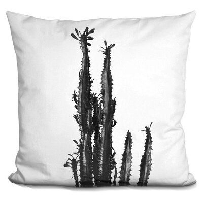 Slaton Plants Throw Pillow