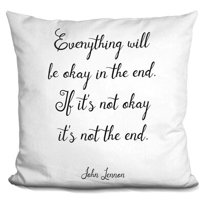 Hasler Lenon Throw Pillow