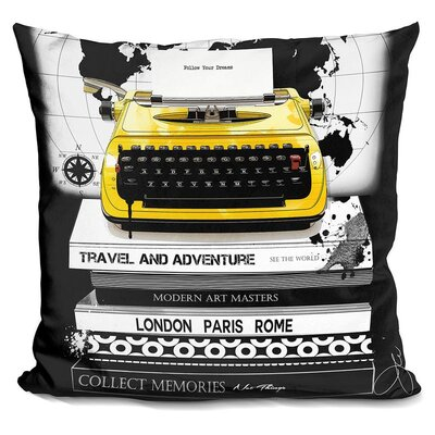 Sites Its All Right Throw Pillow