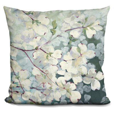 Geter Magnolia Delight Throw Pillow