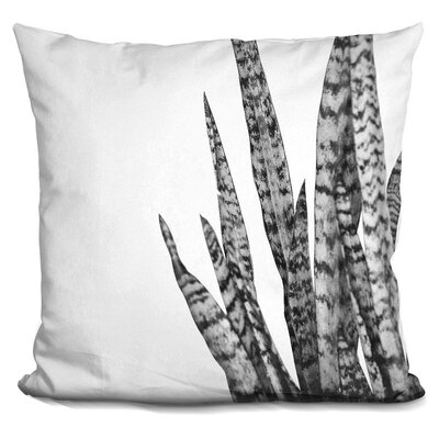 Sklar Plants Throw Pillow
