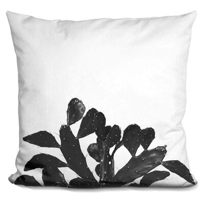 Slayton Plants Throw Pillow