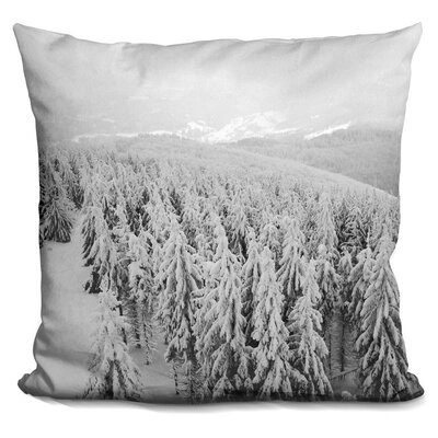 Terreros Forest Throw Pillow
