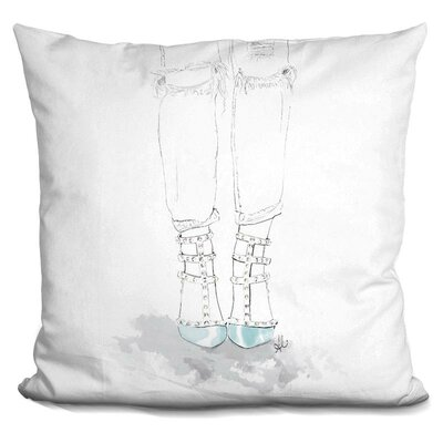 Howden Rock Throw Pillow