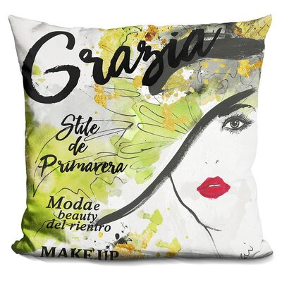 Jamaica Way Grazie Throw Pillow