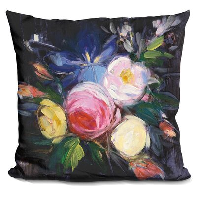 Gessner Floral Fun Throw Pillow
